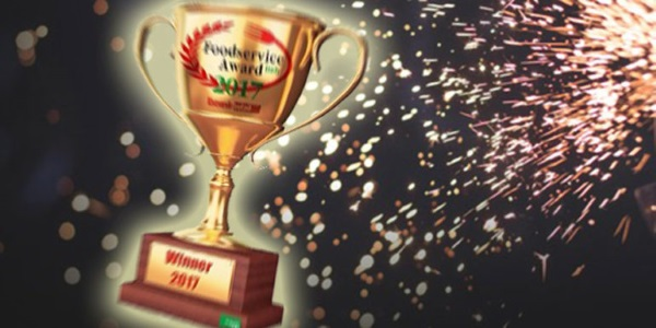 Foodservice Award Italy 2017 – Premiazione!
